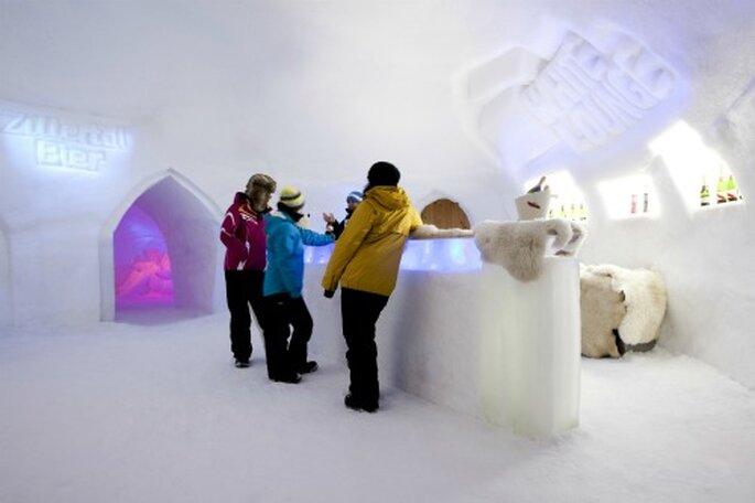Gemeinsam ins Abenteuer Inglusuite - Foto: White Lounge
