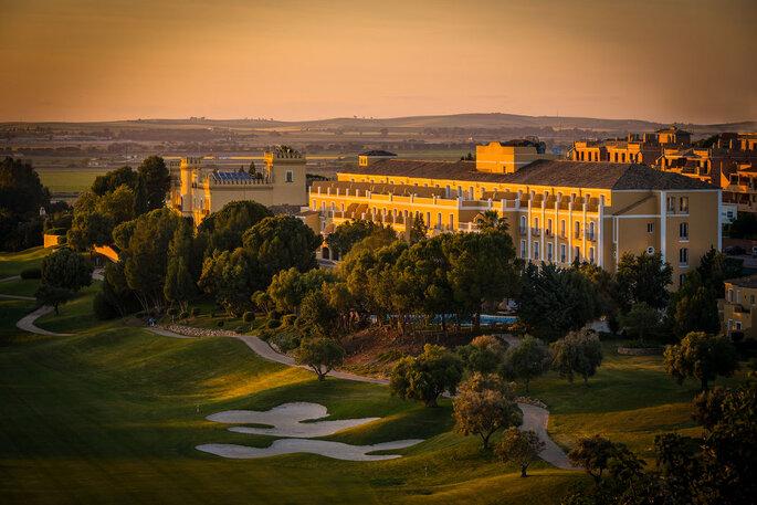 Hotel Barceló Montecastillo Golf Hotel para bodas en Cádiz