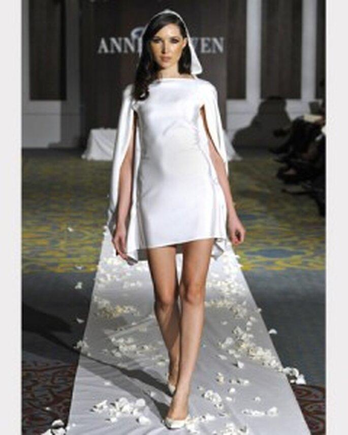 Vestido de novia Anne Bowen 2011