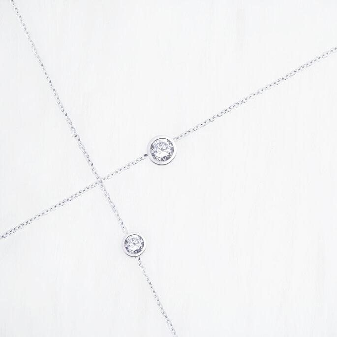 Colgante Diamante Argyor