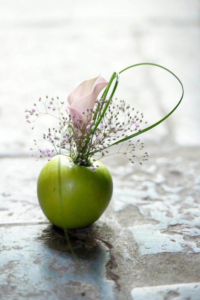 Mariage vert, mariage écolo : une décoration de table aussi naturelle qu'élégante