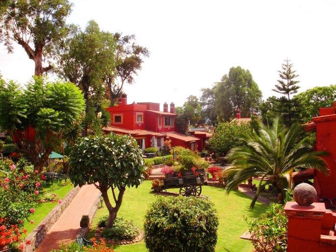 Hotel Villa San José