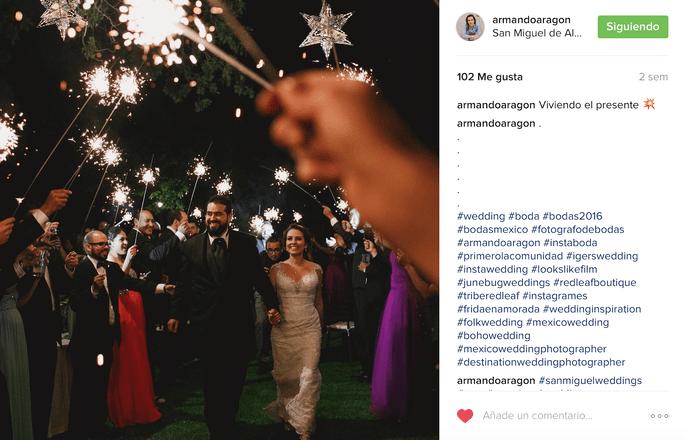 Foto: Instagram Armando Aragón