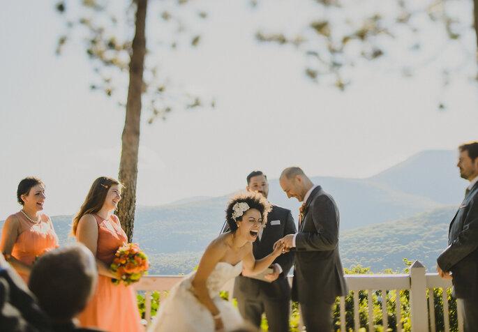 Crista + Robert's Wedding, Image: Tatiana Breslow + Ryan Brenizer