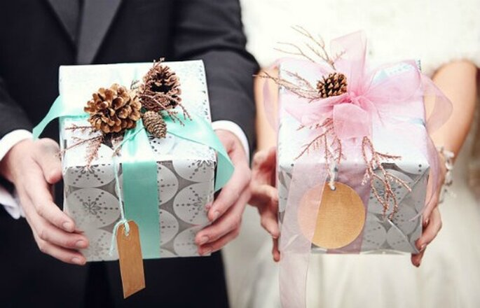 Nochebuena puede ser la oportunidad para oficializar tu compromiso - Fotos: Green Wedding Shoes