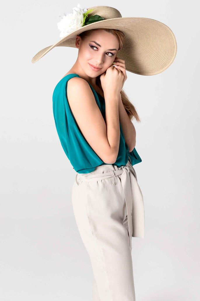 Laura Malingraux diseñadora novia Madrid