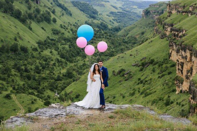 Концептуальное свадебное агентство Апельсин Wedding Company
