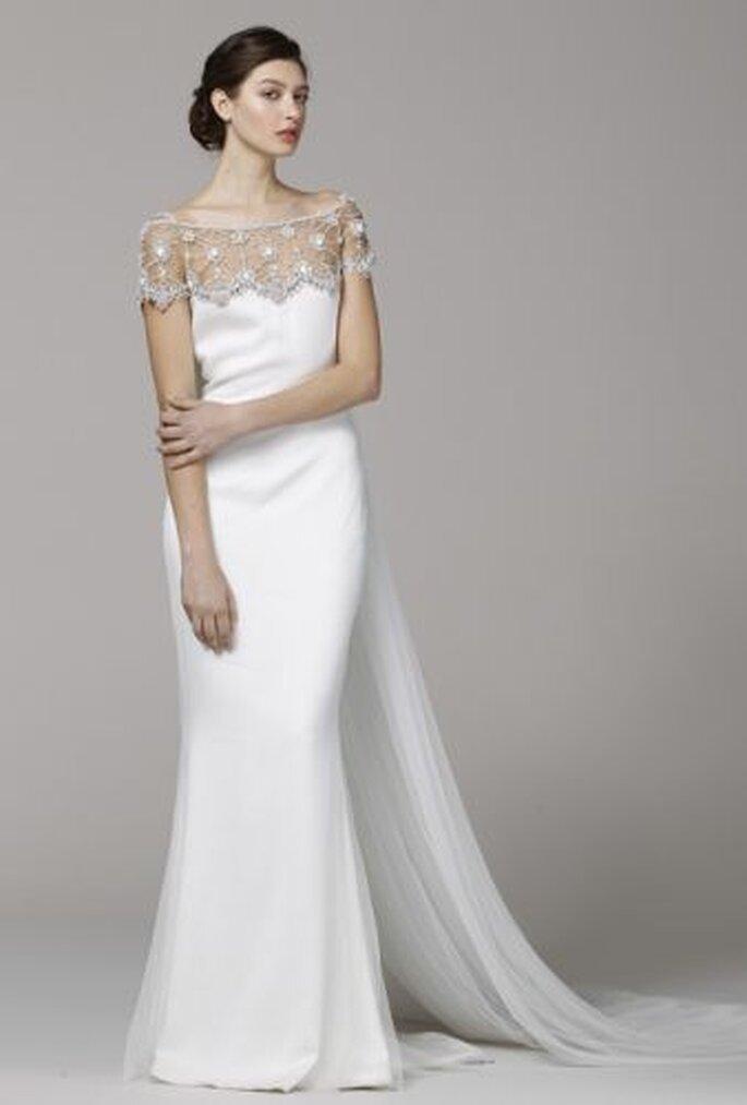 Marchesa - Vestido de novia primavera 2013