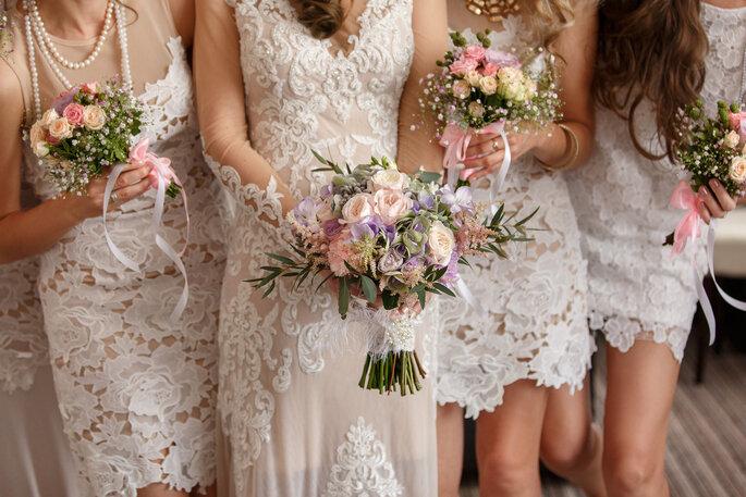 Foto via Shutterstock: Wedding Photography