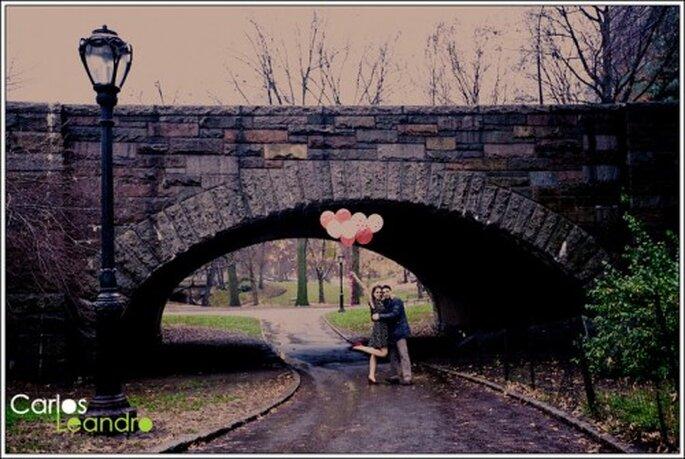 Visita Central Park en tu Luna de Miel. Imagen Carlos Leandro