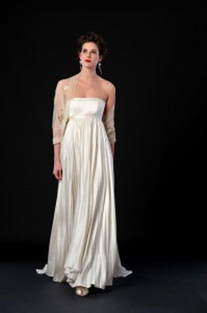 Vestido de Noiva para Inervo -  Sarah Harnett