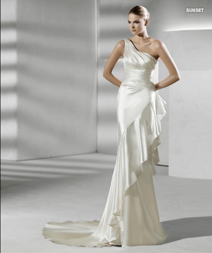 Vestido de novia Sunset, La Sposa