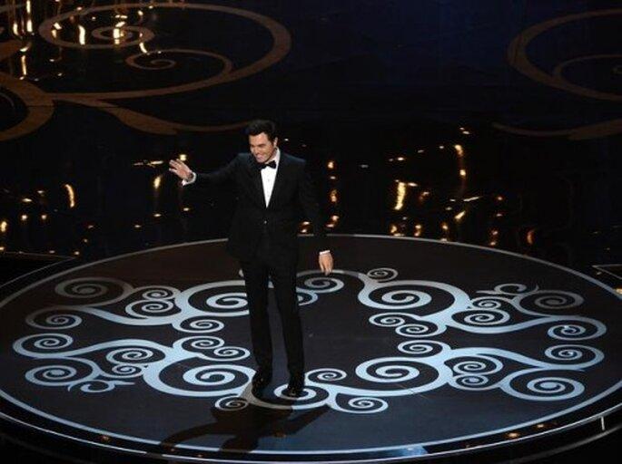 Diseños en los Oscars 2013 con tendencia gótica - Foto Gettu Images