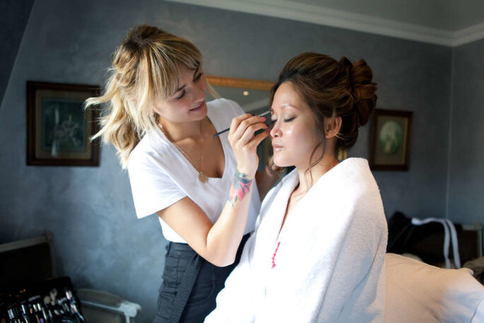 Wedding Hair & Makeup by Tamara
