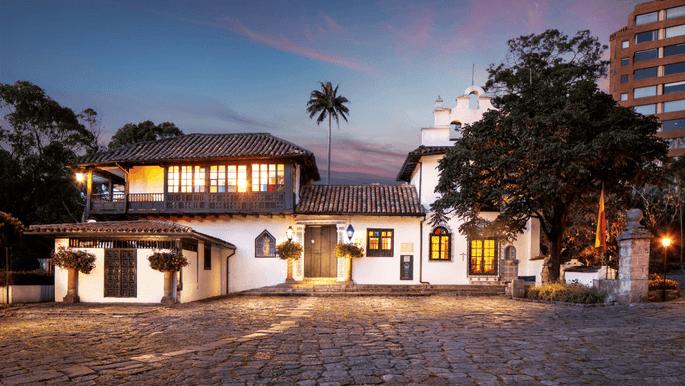 Museo del Chicó Locación para bodas Bogotá
