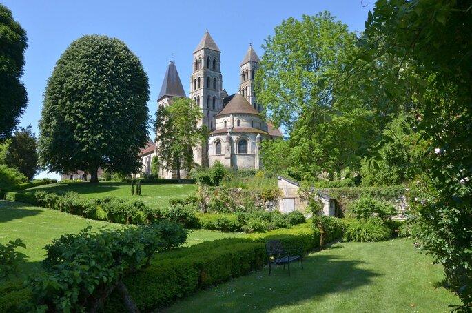 L'Abbaye de Morienval