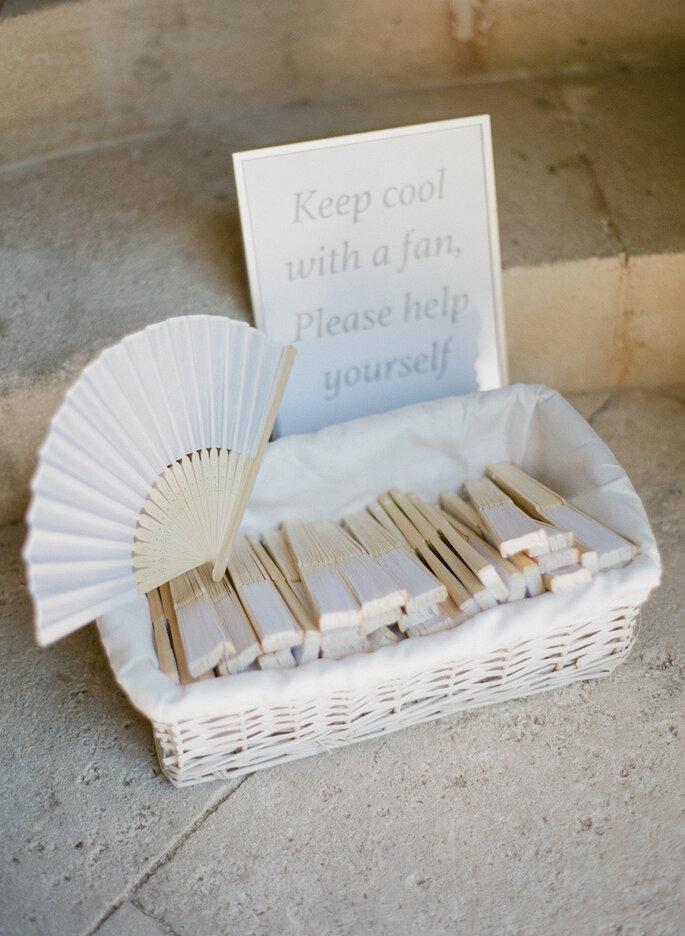 15 ideas súper ingeniosas para una boda al aire libre - Greg Finck
