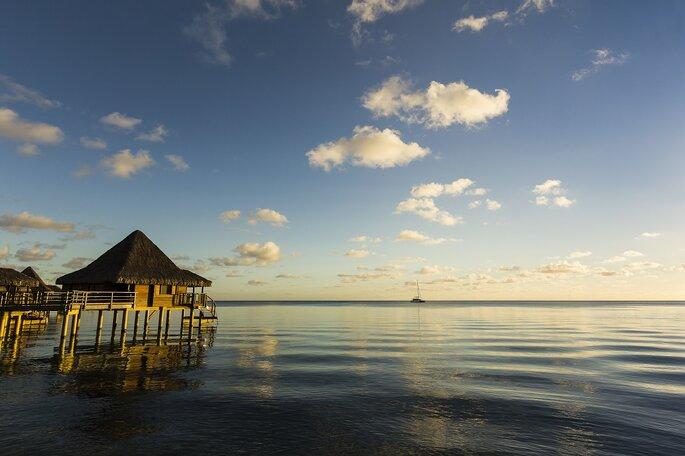 Photo : Rangiroa, Polynésie Française