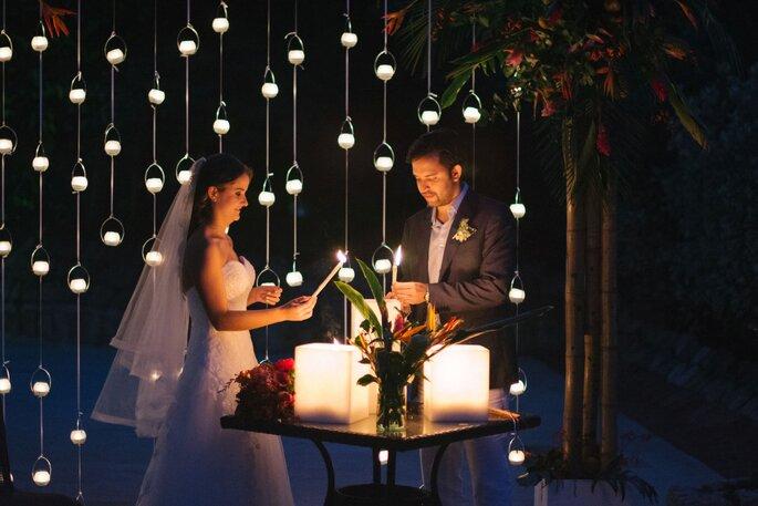 Convierte tu boda en un viaje directo a los sentidos