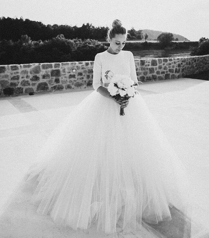 vestidos de novia de las fashionistas