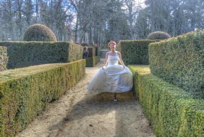 Louer sa robe de mariée : une bonne alternative - Photo : Alberto Cob-Fotocob