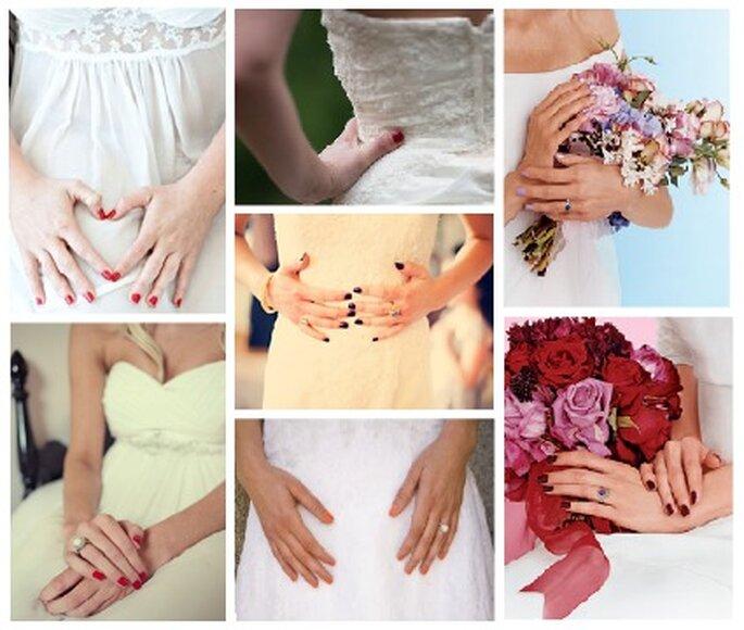 Osare il colore nel giorno delle nozze?