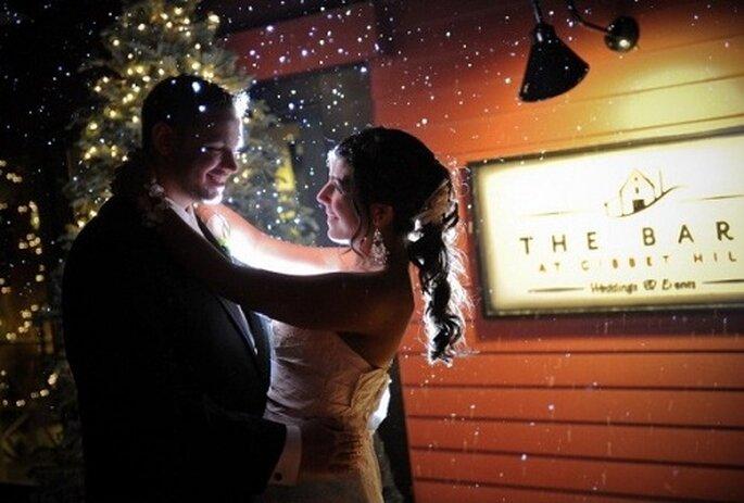 Il vostro matrimonio incantato. Foto: Bharat Parmar Photography via stylemepretty.com
