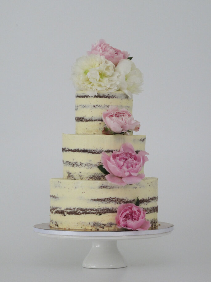 Naked Cake von Madame Miammiam