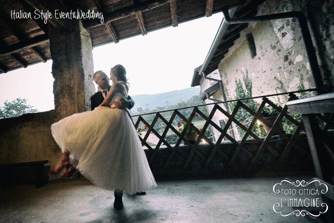 Italian Style Event Wedding