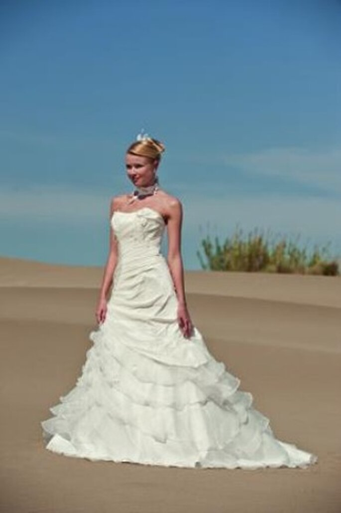 Robe Blizzard - Point Mariage 2012
