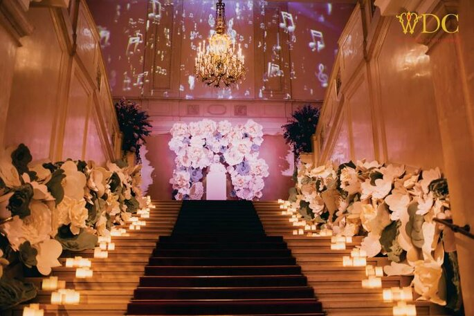 How To Organize A Sensational Wedding With Stunning Decor Themes