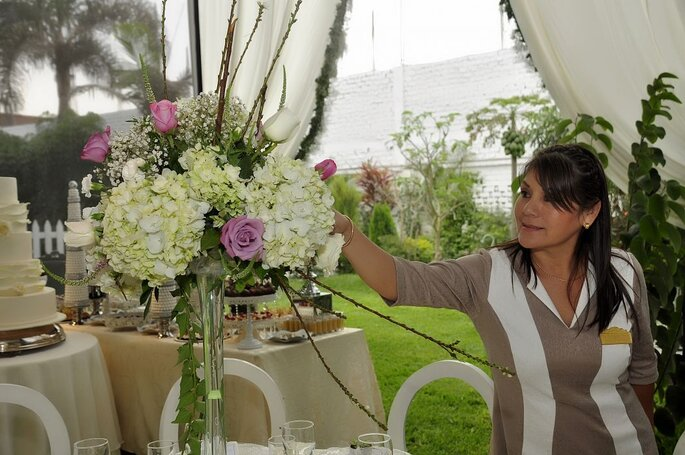 Marilú Mercedes Wedding Planner Coach