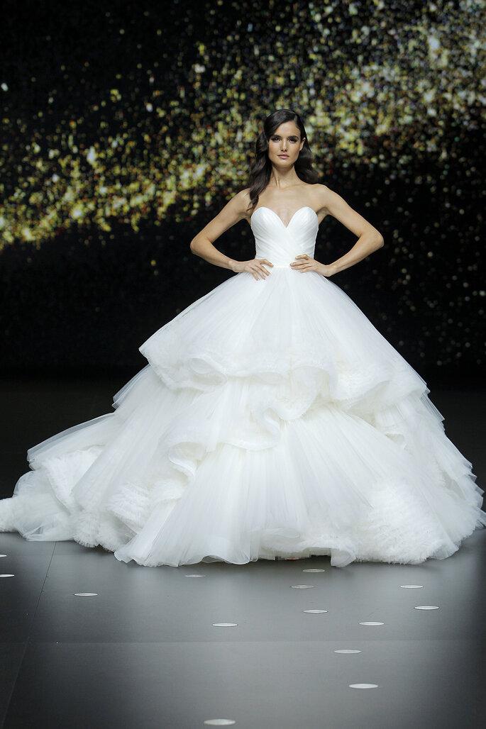 95 Vestidos De Novia Corte Princesa Para Mujeres Dulces Y