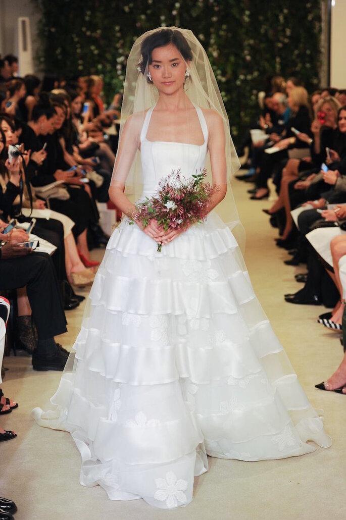 Vestidos de novia Carolina Herrera primavera 2016 - Carolina Herrera Oficial