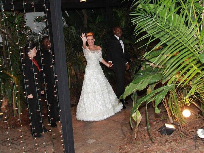 Casamento Fernanda Souza e Thiaguinho