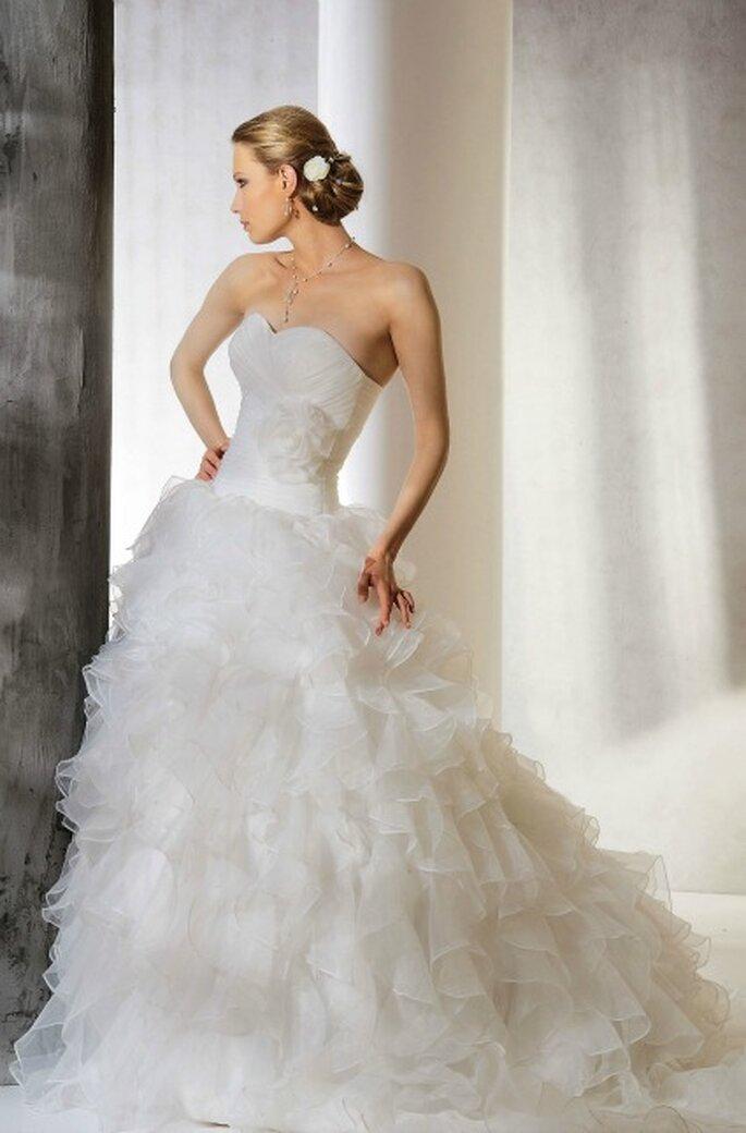 Robe de mariée Christine Couture 2013, modèle Eve
