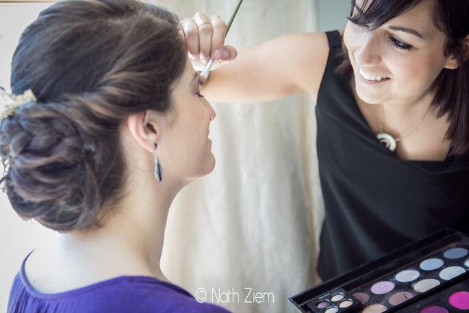 Comment se maquiller le jour J quand on porte des lunettes