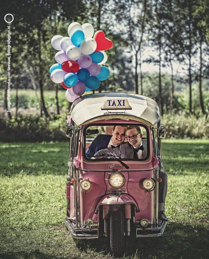 Real Wedding Van Benjamin En Justin Bij Kasteel Heeswijk