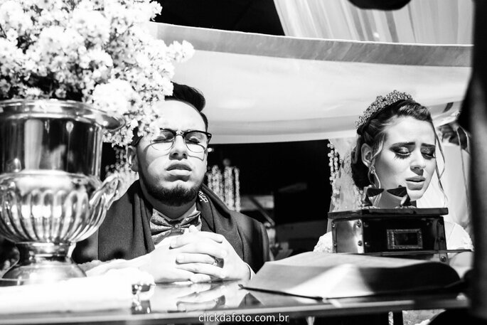 Cerimônia casamento