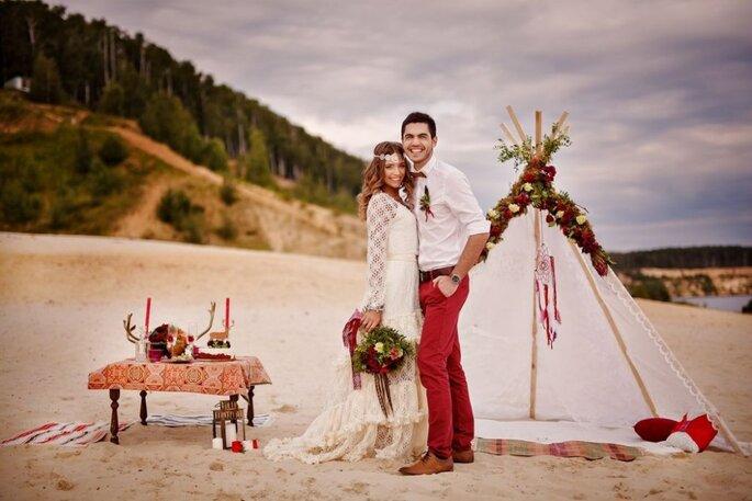 S-O-V-A свадебные и вечерние платья бохо5
