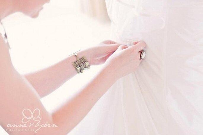 Robe de mariée sur mesure : tout est possible ! - Photo : Anne-Kathrin Behnke