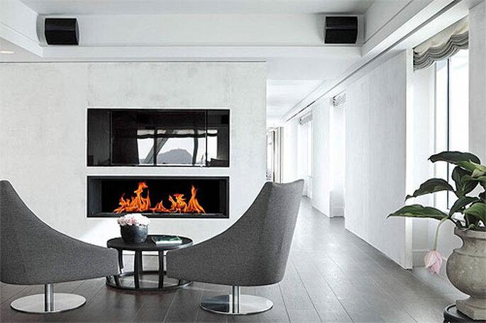 Un remanso de tranquilidad en las suites del Hotel Arts. Foto: Hotel Arts