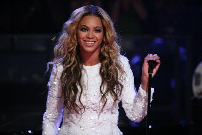 Beyoncé es la única artista que tiene dos éxitos en la lista. Foto: Beyonce Online.