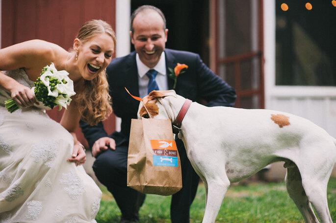 Des attentions pour tous les convives de votre mariage ! Photo: Alexandra Roberts Wedding Photograph