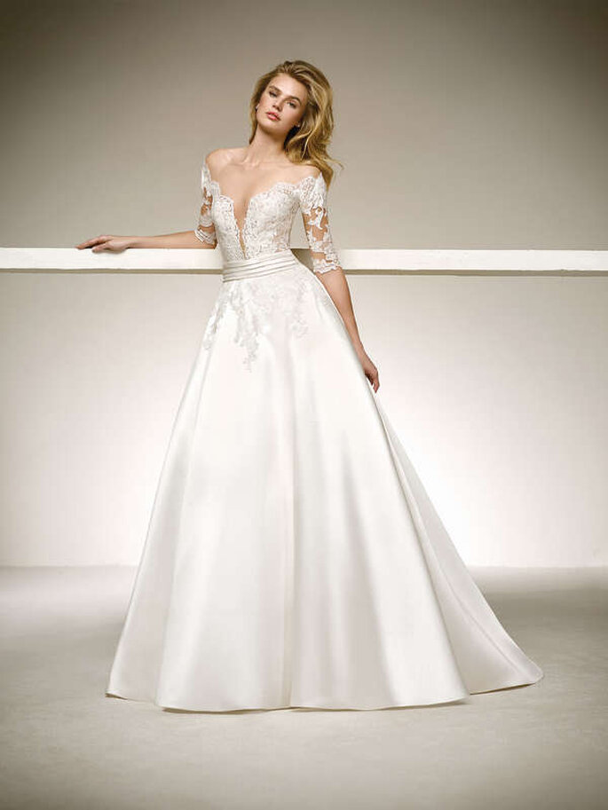 8e663efba8 Cómo elegir el escote del vestido de novia en 5 pasos