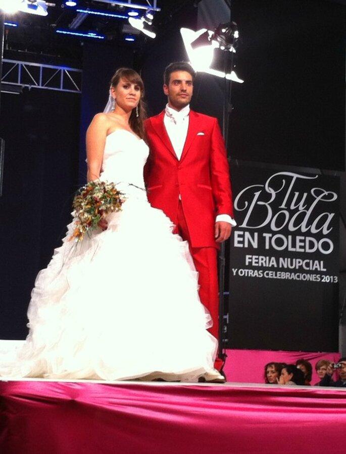 Lo sposo in rosso di Felix Ramiro