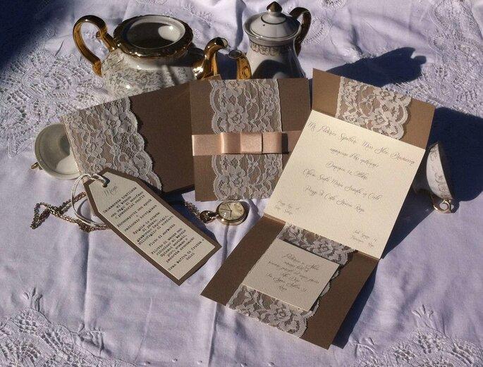 Impronte Sulle Nuvole - wedding stationery