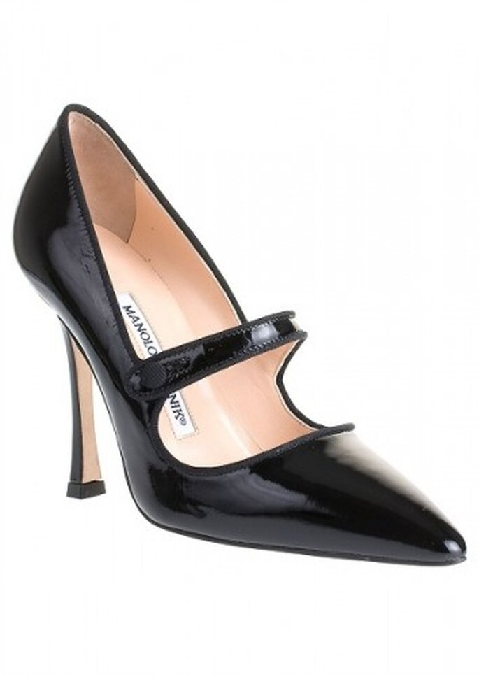 Zapato modelo Campari de Manolo Blahnik