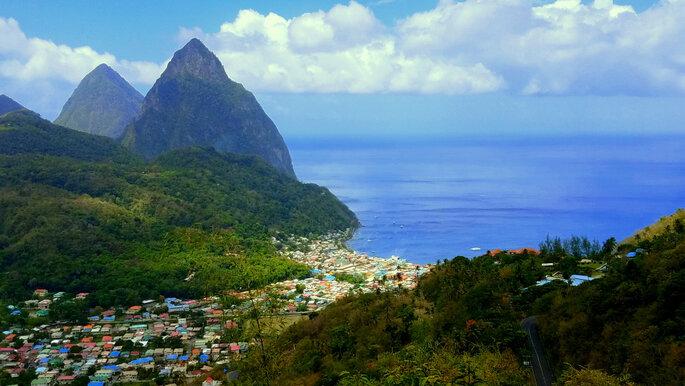 St. Lucia. Foto: Shutterstock