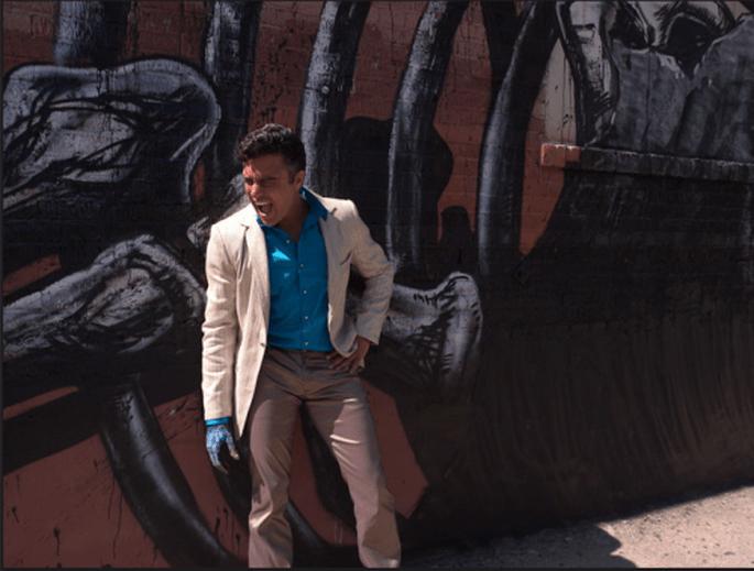 Jaime Camil es la imagen de la moda New Iternational Designers Mexico